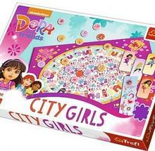 Trefl Dora i przyjaciele City Girls
