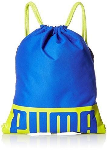 98f0829dcf530 Puma Unisex Deck Gym worek worek sportowy, niebieski, rozmiar uniwersalny  074961 04