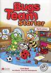 Macmillan Bugs Team Starter Karty pracy - Read Carol. Ana Soberón. Anna Parr-Modrzejewska