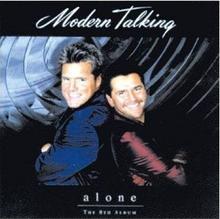 Modern Talking Alone The 8th Album