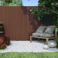 Jarolift Płotek ogrodowy PVC Premium, szer. listwy 17 mm, zielona, 90x300 cm