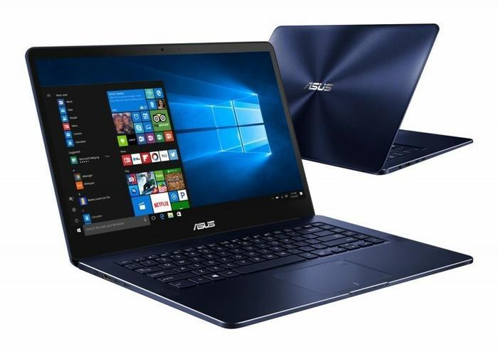 Asus Zenbook UX550VE-BN114T