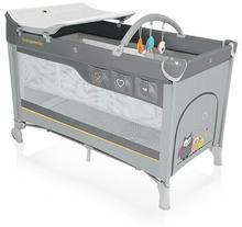 Baby Design Dream New, Łóżeczko turystyczne, Gray
