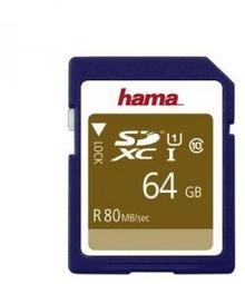 Hama SDXC Class 10 64GB