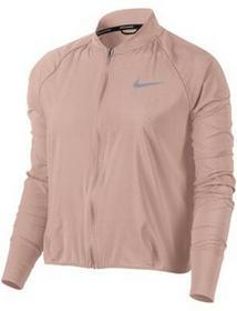 Nike Damska kurtka do biegania City Bomber - Kremowy 849450-814
