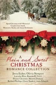 Barbour Pub Inc A Plain and Sweet Christmas Romance Collection
