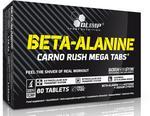 Olimp Olimp Beta-Alanine Carno Rush 80 tab oli17