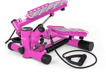 Hop-Sport Stepper skrętny z regulacją HS-30S różowy - Hop Sport 27364-uniw