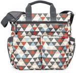 Skip Hop DUO SIGNATURE torba dla mamy do wózka - Triangles 200313