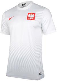 Nike KOSZULKA POLSKA EURO 2016 H SUPPORTERS JUNIOR (846807-100)
