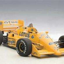 Autoart Lotus 99T Honda #11 S Nakajima F1 Japanese GP 1987