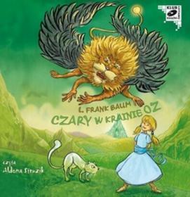 Czary w krainie Oz (audiobook CD) - Lyman Frank Baum