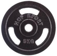Hop-Sport Obciążenie żeliwne 5kg