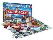 Hasbro Monopoly Kraków 025027