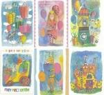 Opinie o Henry Karnety Urodziny dla dzieci mix pakiet 12 sztuk) praca zbiorowa