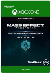 Mass Effect Andromeda 500 PKT XONE wersja cyfrowa