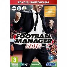 Sega Football Manager 2018 Edycja limitowana PC