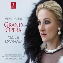Meyerbeer Grand Opera CD) Diana Damrau