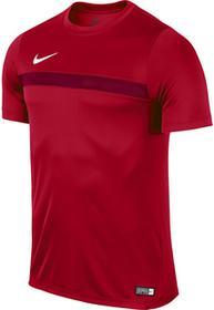 Nike KOSZULKA ACADEMY 16 JR SS TOP czerwona 726008 657