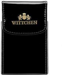 Wittchen Etui na wizytówki 25-2-151 czarne 25-2-151-1