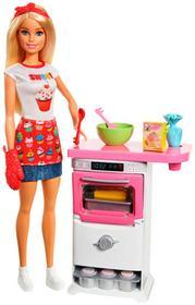 Barbie - Domowe wypieki z Barbie FHP57