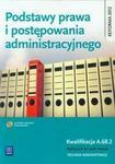 WSiP Podstawy prawa i postępowania administracyjnego - Joanna Ablewicz. Anna Kociołek-Pęksa. Władysł