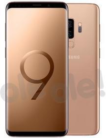 Samsung Galaxy S9+ G965F 64GB Dual Sim Złoty
