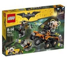 LEGO Batman Movie Bane atak toksyczną ciężarówką 70914