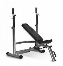 Horizon Fitness Adonis Bench