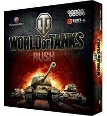 Rebel World of Tanks: Rush