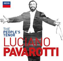 The Peoples Tenor CD) Luciano Pavarotti