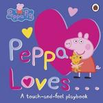 PENGUIN BOOKS PEPPA LOVES