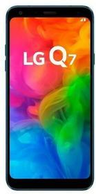 LG Q7 Plus 64GB LTE Niebieski