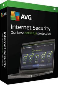 AVG Internet Security 3PC/1Rok