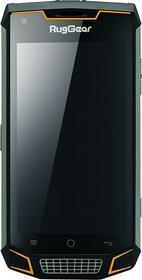 RugGear RG740 16GB Dual Sim Czarny