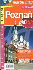 Poznań 1:20 000 / wysyłka w 24h