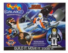 Zoob Dante Galax-Z Zoobodyssey 45 elementów wysyłka w 24h !