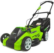 GreenWorks Tools GreenWorks Akumulatorowa Kosiarka 40 cm G-MAX 3w1 40 V 2500007) NAJTANIEJ W DECOFIRE!
