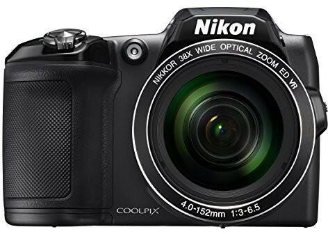 Nikon Coolpix L840 czarny