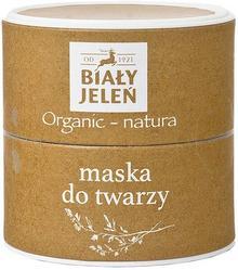 Biały Jeleń Biały Jeleń Organic-natura maska do twarzy 60ml