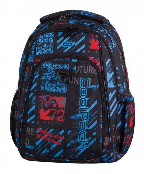 4d54724efe8e3 CoolPack Plecak młodzieżowy Strike Underground (832) 75633CP PA6397 - Ceny  i opinie na Skapiec.pl