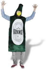vidaXL Przebranie, kostium butelka piwa M-L
