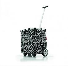 Reisenthel Wózek Carrycruiser hopi - biały || czarny