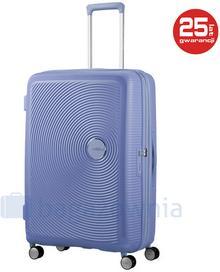 Samsonite AT by Duża walizka AT SOUNDBOX 88474 Niebieska - niebieski