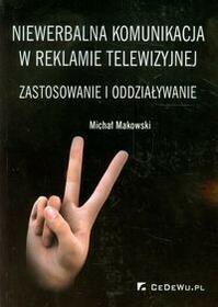 CeDeWu Niewerbalna komunikacja w reklamie telewizyjnej - Michał Makowski