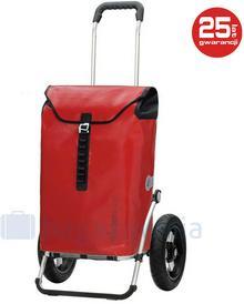 Andersen Wózek na zakupy Royal 165 Ortlieb 165-082-71 Czerwony - czerwony 165-082-71
