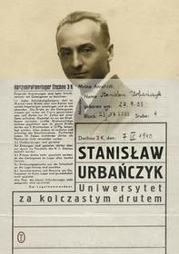 Wydawnictwo Literackie Uniwersytet za kolczastym drutem - Stanisław Urbańczyk