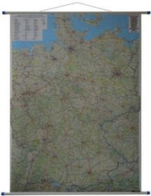 Freytag&Berndt Niemcy mapa ścienna samochodowa 1:700 000 Freytag & Berndt