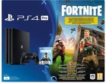 Sony PlayStation 4 Pro 1TB Czarny + Fortnite