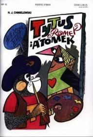 Prószyński TYTUS ROMEK I ATOMEK KSIĘGA 18 - Henryk Jerzy Chmielewski
